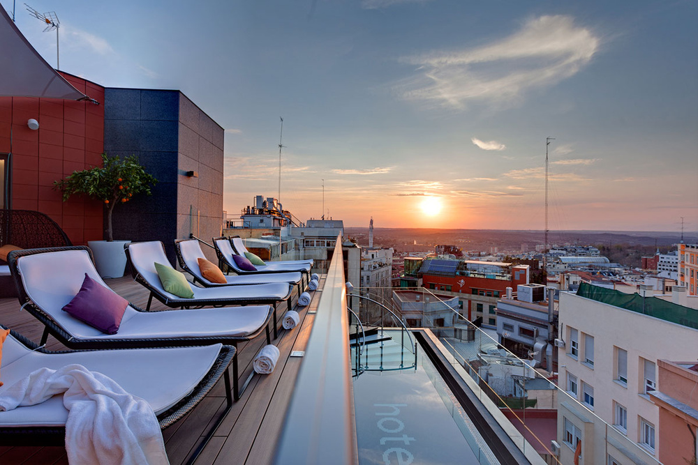 Suites You Discover Madrid S Top Bars And Restaurants